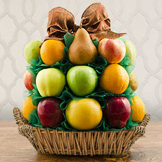 Fancy Fruit Basket
