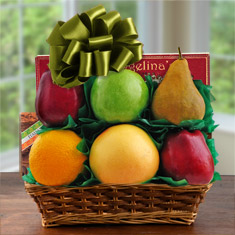 Garden Grove Fruit Gift Basket