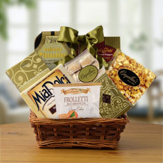 Great Times Gourmet Gift Basket