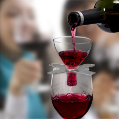 Rabbit Swish Red Wine Aerator