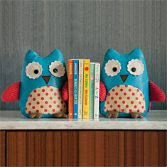 Skip Hop Owl Bookends