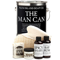 The Man Can Spa Gift Set
