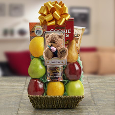Thinking Of You Fruit Gift Basket