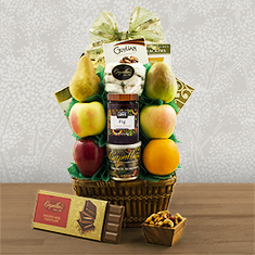 Thoughts & Prayers Kosher Shiva Gift Basket