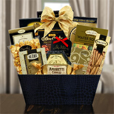 Thoughtful Expressions Gourmet Gift Basket