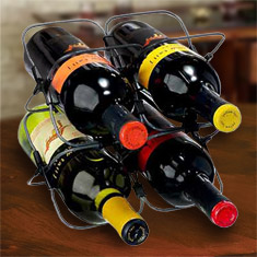 Houdini Wine Rack