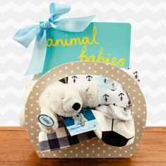 His Nap Time Gift Basket