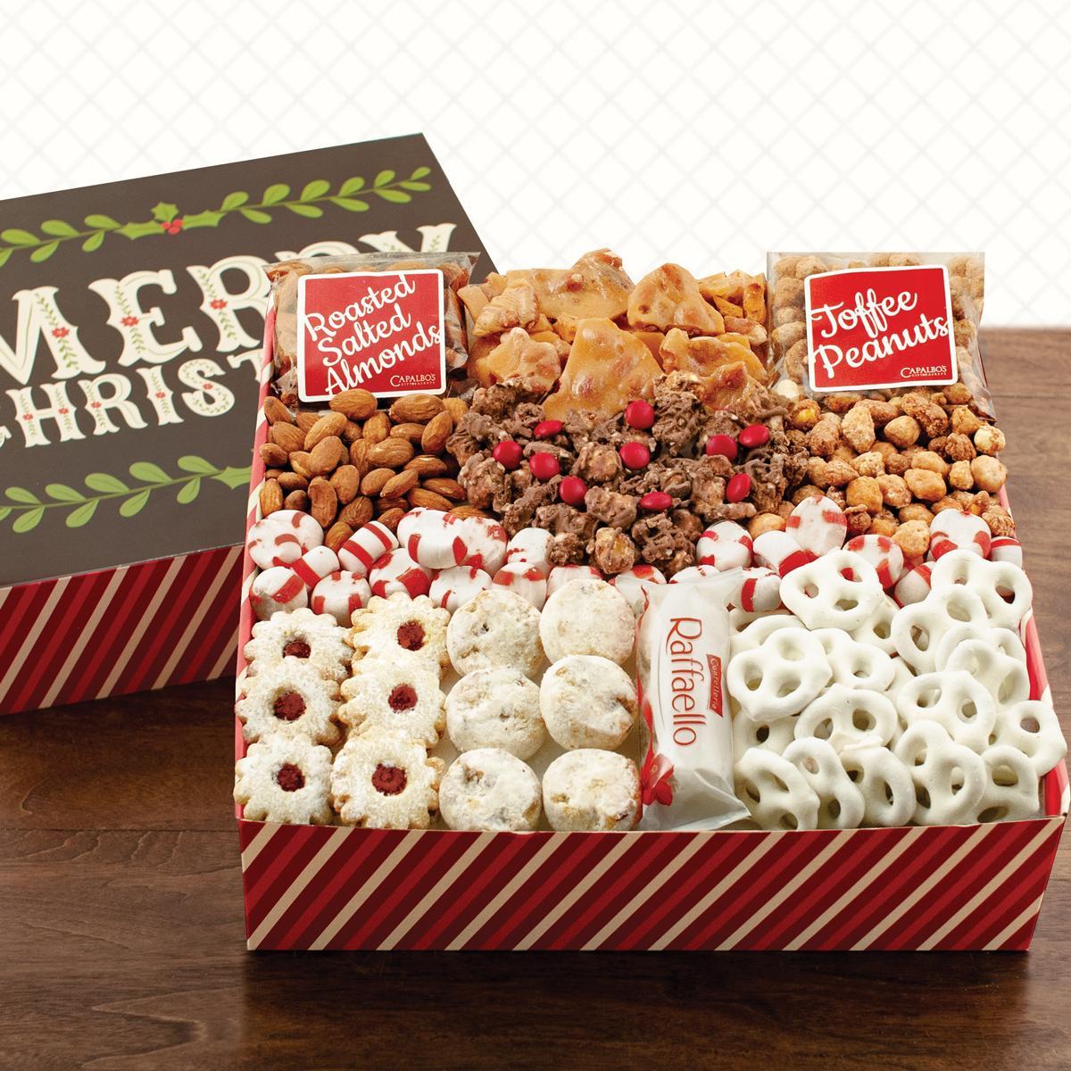Capalbos Christmas Treats Gourmet Gift Box