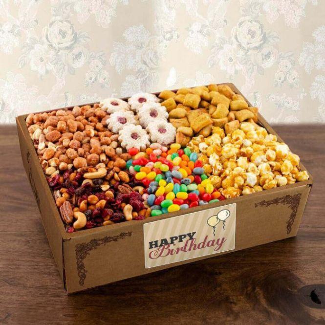 Capalbos Super Snackers Gourmet Gift Box - Birthday