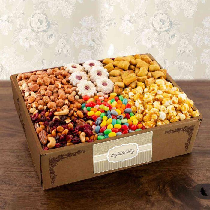 Capalbos Super Snackers Gourmet Gift Box - Sympathy
