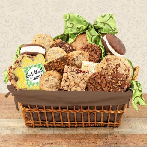 Capalbos Doctors Orders Get Well Bakery Gift Basket