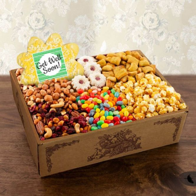 Capalbos Get Well Gourmet Goodies Gift Box